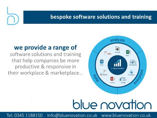 Blue Novation - Our Services
